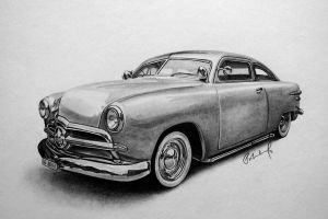 Ford Custom by smudlinka66