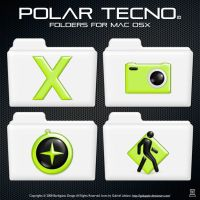 Polar Techno Folders by igabapple
