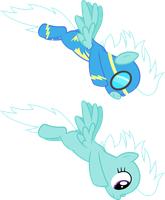 Fleetfoot (Wonderbolt) by 90Sigma