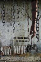 Stay Alive - Movie Poster by fauxster