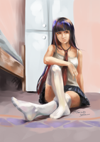stocking by TychyTamara