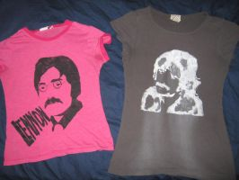 John and Ringo Shirts by Nodding