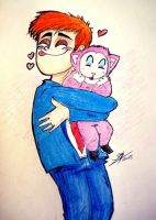 Lola and Gerard by PandorasBox341