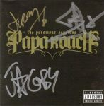 Papa Roach Signed by DeathEcho