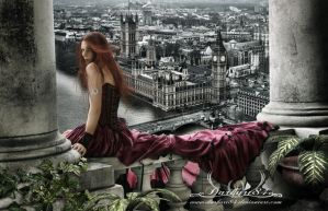 la ventana de londres by darkart84