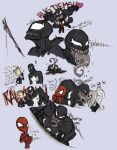 Spidey Sketches by Neurquadic