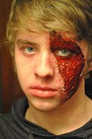 I ripped my boyfriend's face off by wompler