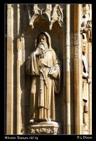 Minster Statues rld 14 by richardldixon