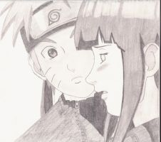Naruto and Hinata by ydoc16