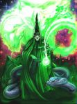 death eater color by getinked024