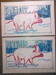 Wild boar 2014-12-22 by Dreamplayer