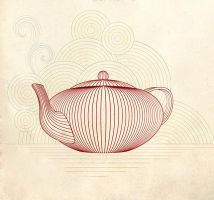 teapot by overcover