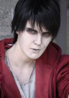 Warm Bodies cosplay : R by MischievousBoyAilime