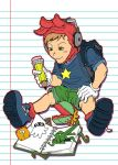 Scribblenauts by Cannibal-Cartoonist