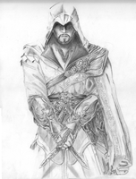 Assassin's Creed - Ezio Auditore by Megaman-EX
