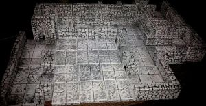 Plaster Dungeon by Spielorjh