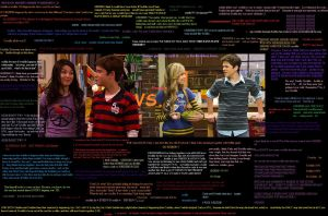 Seddie Vs. Creddie by my-nam3iz-n0t-urs