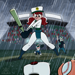 Big Game for a Rainy Day by TheForbiddenDookbag