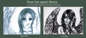 DrawMeAgain by JessicaCanvas