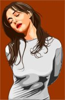 Monica Bellucci by madstoner