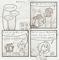 sChIzO 212: That Couldn't Happen by Mister-Saturn