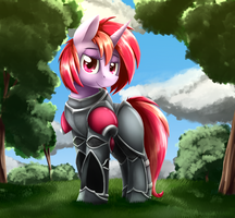 Dawn Armor by otakuap