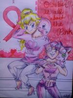 Breast Cancer 2014 by megadaisy1