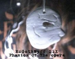 Phantom Of The Opera Mask. by EsGothNyff-SiX