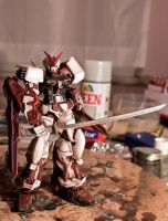 Astray Mirage Red Frame by HobbyV
