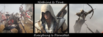 Assassin's Creed Motto Montage by Saoirse86