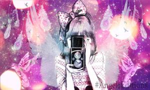 Wall Galaxy Cam :) By #AngelsEditions by angelesotaku