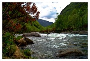 Pure River by solron