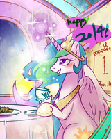 and Happy 2014! by RenoKim