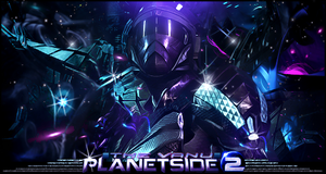 Planet Side 2 by Onbush