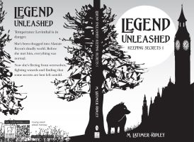 Legend Unleashed (Keeping Secrets, 1) Chapter 10 by mlatimerridley