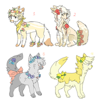 fox adopt auction | points/paypal | closed by sleepies