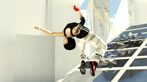 Faith - Mirror's Edge by James--C