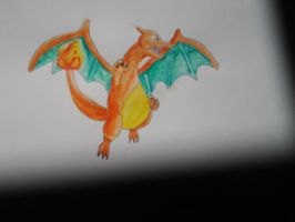 Charizard by Sketchscape