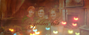 The Golden Trio by bao-tuyet