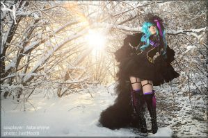 Miku Snow 3 by JustMoolti