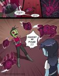 Invader Zim: Conqueror of Nightmare Page 24 by Blhite