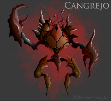 Cangrejo by Alex-the-Irregular