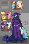 Mysterious mare can be enyone by Vytz