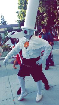 Excalibur from Souleater, At Fanime by 4lwaysdreaming