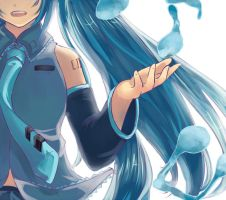 Miku Hatsune: 129 by cupturtle
