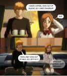 Bleach: Cunning substitutions by Maglorius