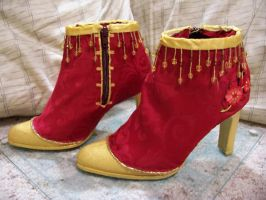 Terra Branford Shoes by Yoell