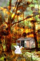 The Cabin by absinthalicious