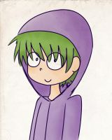 Spike (Humanized) by dinosauriomutante