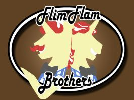 Flim and Flam: Traveling Salesponies Nonpareil by 30ColoredOwl